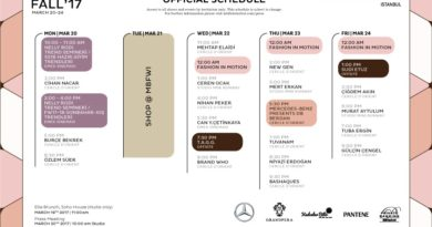 MBFWI Fall Winter 17 Official Schedule