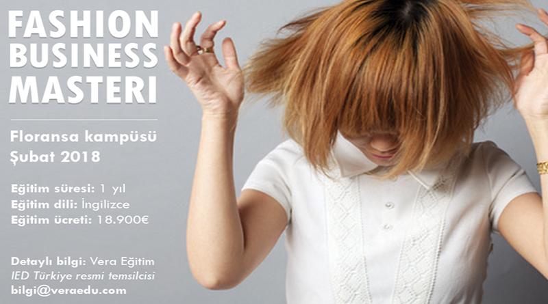 IED Fashion Business Mezunu Seren'in Hikayesi