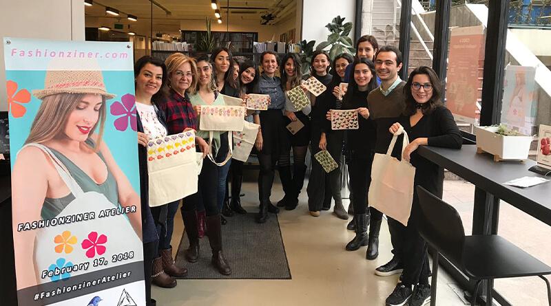 Fashionziner Atelier #3 | February 17, 2018