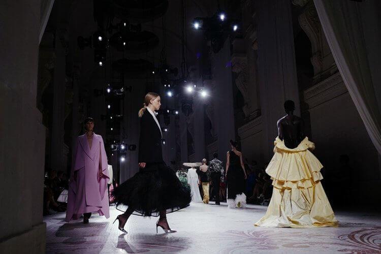 Givenchy 2019-2020 Sonbahar/Kış Haute Couture