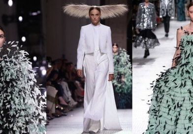 Givenchy 2019-2020 SonbaharKış Haute Couture