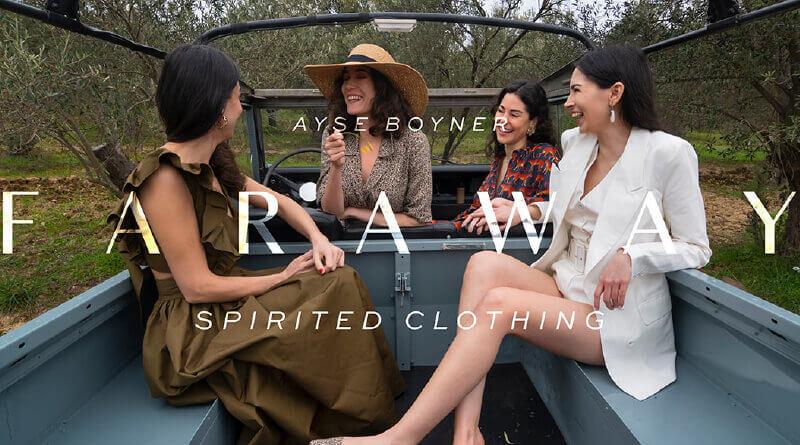 Ayşe Boyner'den yeni bir marka:  Faraway