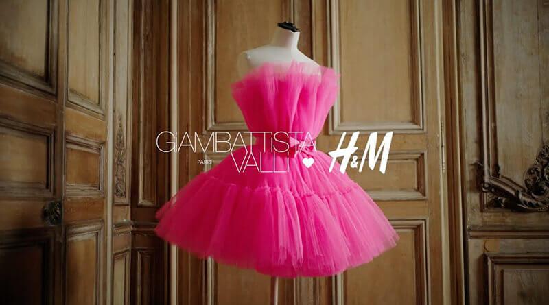 Giambattista Valli X H&M | Fashionziner