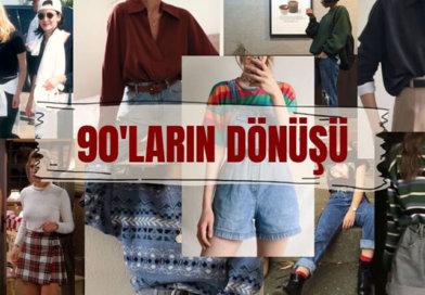 90'LARIN DÖNÜŞÜ