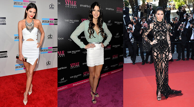 Kendall Jenner'ın Stil Serüveni