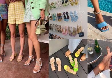 2020 Yaz Ayakkabı Trendleri