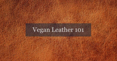 What we need to know about vegan leather