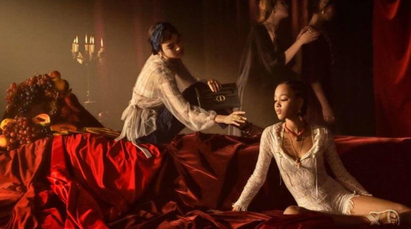 Dior'da Caravaggio Işığı   Fashionziner
